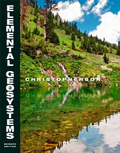 9780132698566: Elemental Geosystems (7th Edition)