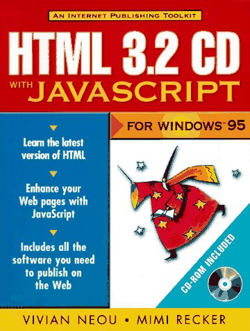 9780132701259: Html 3.2 Cd With Javascript for Windows 95