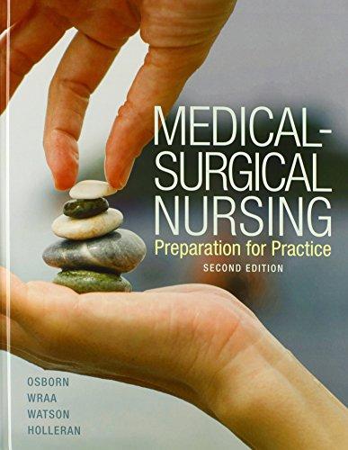 Medical-Surgical Nursing: Kathleen S. Osborn,