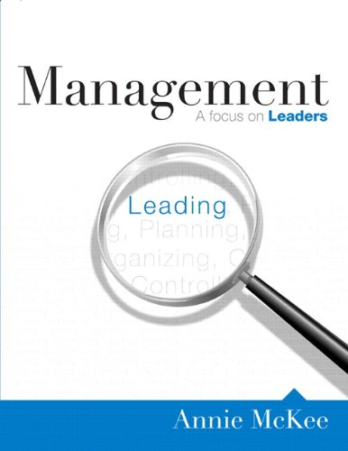 9780132707282: Management: A Focus on Leaders Plus MyManagementLab with Pearson eText -- Access Card Package