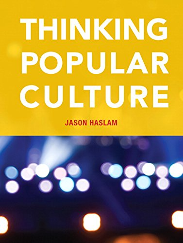9780132708463: Thinking Popular Culture, First Canadian Edition