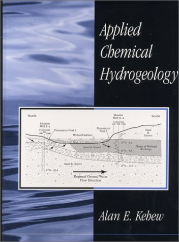 9780132709279: Applied Chemical Hydrogeology