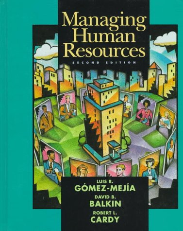 9780132709439: Managing Human Resources