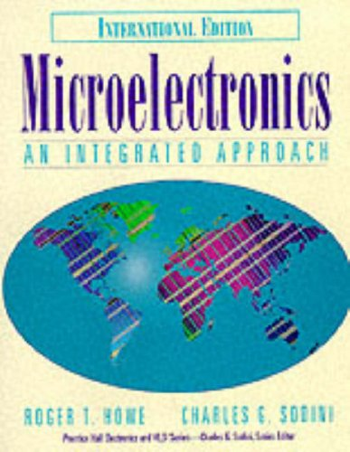 9780132711319: Microelectronics: An Integrated Approach (Prentice Hall international editions)