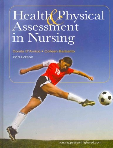 9780132711333: Health & Physical Assessment in Nursing with MyNursingLab (Access Card) (2nd Edition)