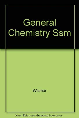 9780132713474: General Chemistry: Principles and Modern Applications Solutions Manual