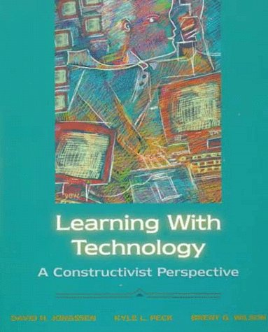9780132718912: Learning with Technology: A Constructivist Perspective