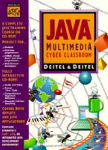 9780132719742: Java Multimedia Cyber Classroom: For Windows 95 and Windows NT