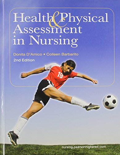 9780132720724: Health & Physical Assessment in Nursing [With Access Code]