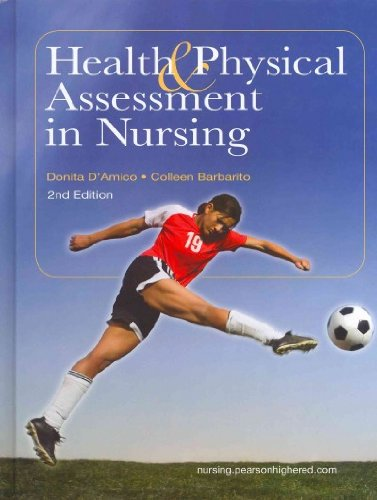 9780132720786: Health & Physical Assessment in Nursing with MyNursingLab (Access Card) and Clinical Pocket Guide (2nd Edition)