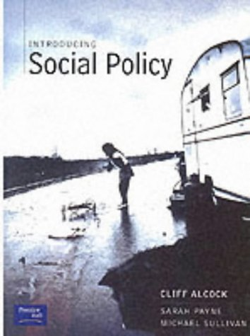 9780132722124: Introducing Social Policy
