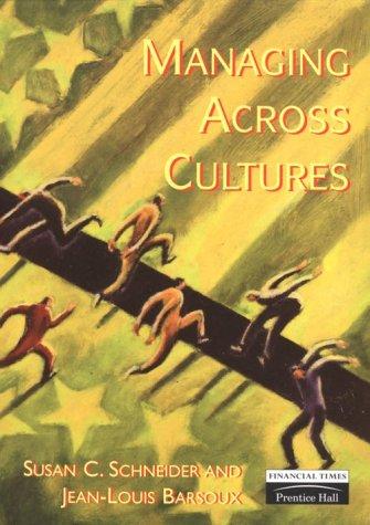 9780132722209: Managing Across Cultures