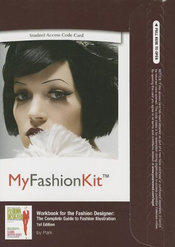 9780132723275: MyFashionKit -- Standalone Access Card -- for Workbook for the Fashion Designer: The Complete Guide to Fashion (MyFashionKit (Access Codes))