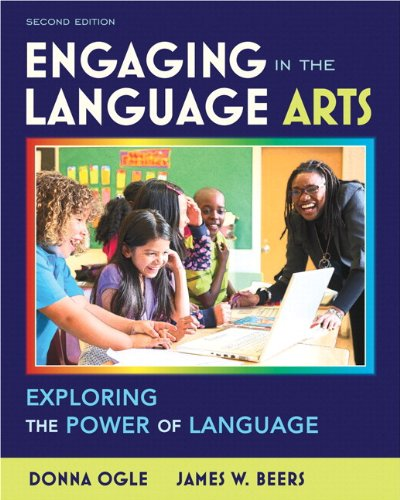 9780132723633: Engaging in the Language Arts: Exploring the Power of Language with MyEducationLab Pegasus (2nd Edition)