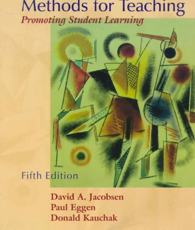 9780132723947: Methods for Teaching: Promoting Student Learning