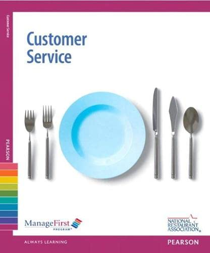 9780132724548: ManageFirst: Customer Service with Online Testing Voucher (2nd Edition)