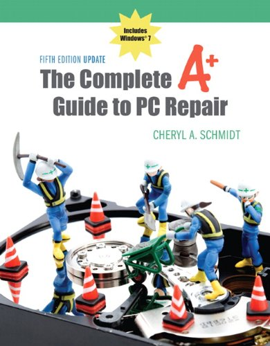 9780132727594: The Complete A+ Guide to PC Repair Fifth Edition Update (5th Edition)