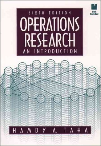 9780132729154: Operations Research: An Introduction (6th Edition)