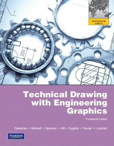 9780132729710: Technical Drawing with Engineering Graphics: International Edition