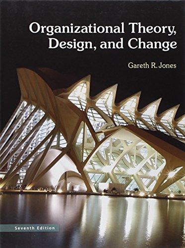 9780132729949: Organizational Theory, Design, and Change