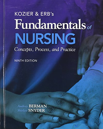 9780132732345: Kozier & Erb's Fundamentals of Nursing with MyNursingLab and Pearson eText (Access Card) (9th Edition)