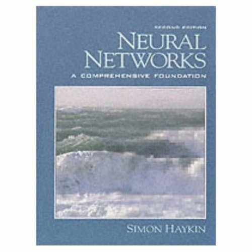 9780132733502: Neural Networks: A Comprehensive Foundation (2nd Edition)
