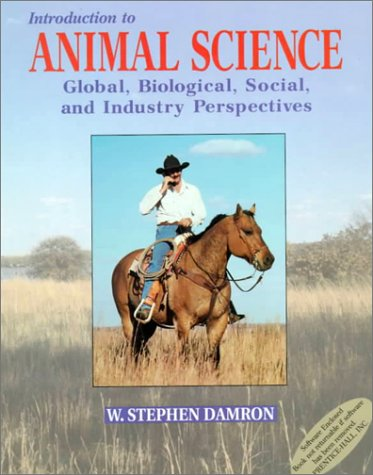 9780132733922: Introduction to Animal Science: Global, Biological, Social, and Industry Perspectives