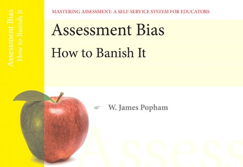 9780132734905: Assessment Bias: How to Banish It, Mastering Assessment: A Self-Service System for Educators, Pamphlet 4 (Mastering Assessment Series)