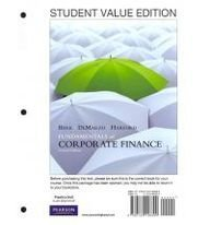 9780132735124: Fundamentals of Corporate Finance, Student Value Edition plus MyFinanceLab with Pearson eText -- Access Card Package (2nd Edition) (Prentice Hall Series in Finance)