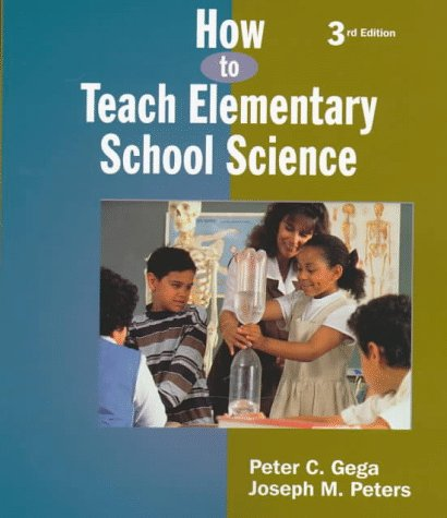 9780132735254: How to Teach Elementary School Science
