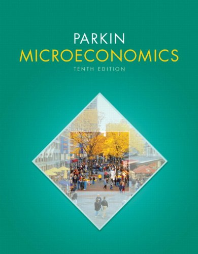 9780132735308: Microeconomics plus MyEconLab with Pearson Etext Student Access Code Card (10th Edition)