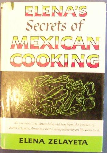 9780132736152: Elena's Secrets of Mexican Cooking