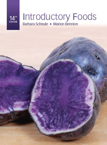 9780132739276: Introductory Foods (14th Edition)