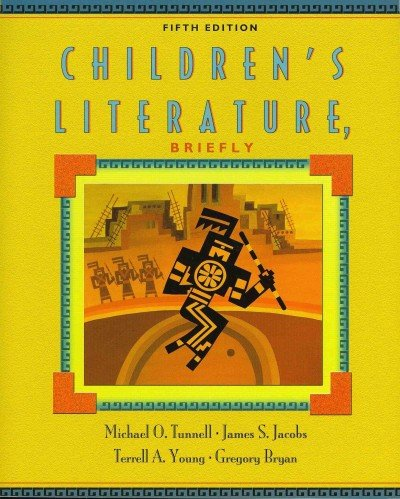 9780132740296: Children's Literature, Briefly with MyEducationKit (5th Edition)
