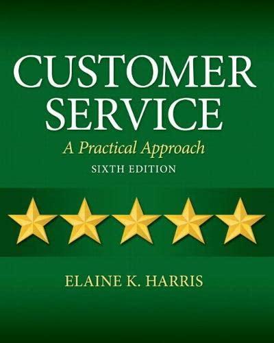 9780132742399: Customer Service