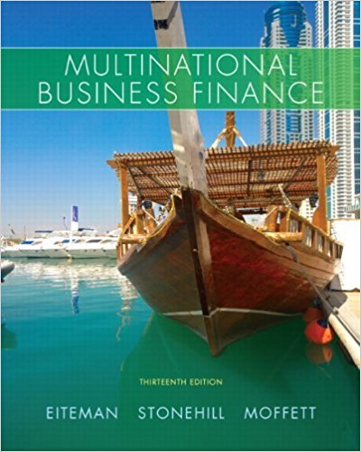 9780132743464: Multinational Business Finance (Pearson Series in Finance)