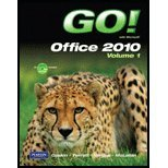 9780132743709: GO! With Microsoft Office 2010, Vol. 1, and Student Videos