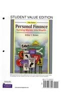 9780132745376: Personal Finance: Turning Money Into Wealth, Student Value Edition, MyFinanceLab with Pearson eText -- Access Card -- for Personal Finance: Turning ... Money into Wealth Package (5th Edition)