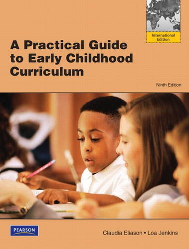 9780132746007: A Practical Guide to Early Childhood Curriculum: International Edition