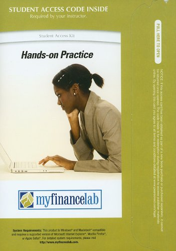 9780132747592: MyFinanceLab with Pearson eText -- Access Card -- for Principles of Managerial Finance (MyFinanceLab (Access Codes))