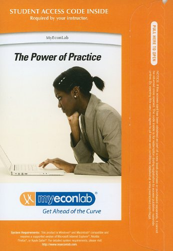 9780132747646: MyEconLab with Pearson eText -- Access Card -- for Economics Today: The Micro View (MyEconLab (Access Codes))