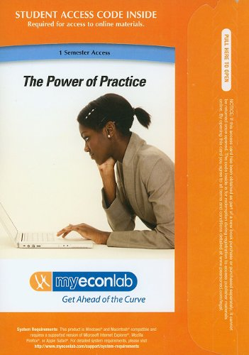 9780132747653: MyEconLab with Pearson eText -- Access Card -- for Economics Today: The Macro View (MyEconLab (Access Codes))