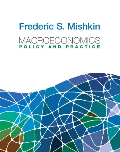 9780132747721: Macroeconomics: Policy and Practice plus MyEconLab with Pearson Etext Student Access Code Card Package (Pearson Series in Economics)