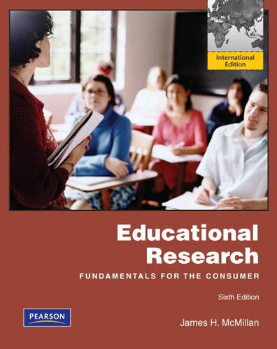 9780132748070: Educational Research: Fundamentals for the Consumer