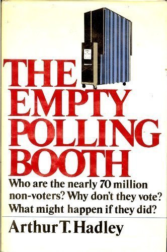 9780132749282: The empty polling booth