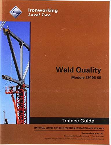 9780132751094: IW2 29106-09 Weld Quality TG