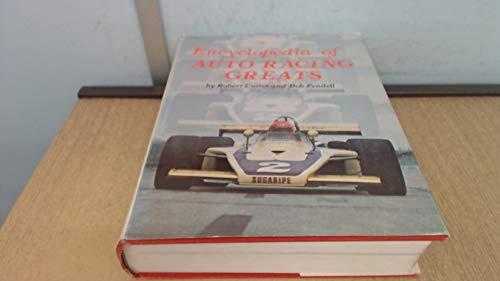 9780132752060: The encyclopedia of auto racing greats,