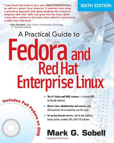9780132757270: A Practical Guide to Fedora and Red Hat Enterprise Linux (6th Edition)