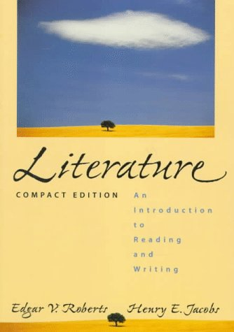 9780132759267: Literature: An Introduction to Reading and Writing, Compact