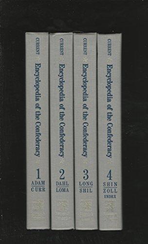 9780132759915: Encyclopedia of the Confederacy 4VOL